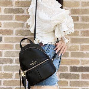 Kate Spade Convertible Backpack & Crossbody